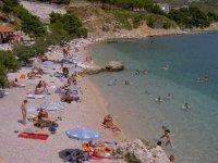 Beach in Lokva Rogoznica