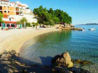 Beach in Dalmatia