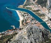 Omis From Air