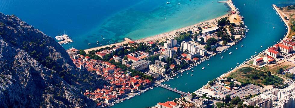 Omiš, Hrvatska