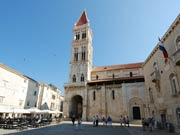 trogir saint lawrence church