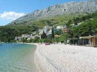 Beach in Stanici