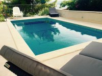 Vacation House With Pool - Medici